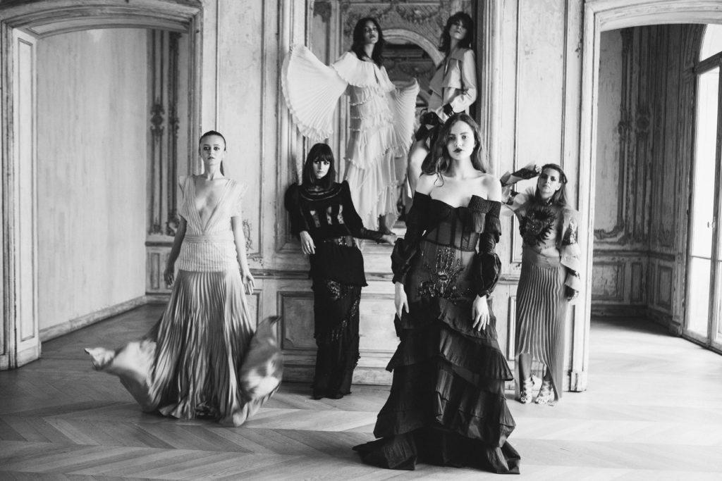 """""""Les soeurs boudoirs"""" photographe Nicolas Larriere."""